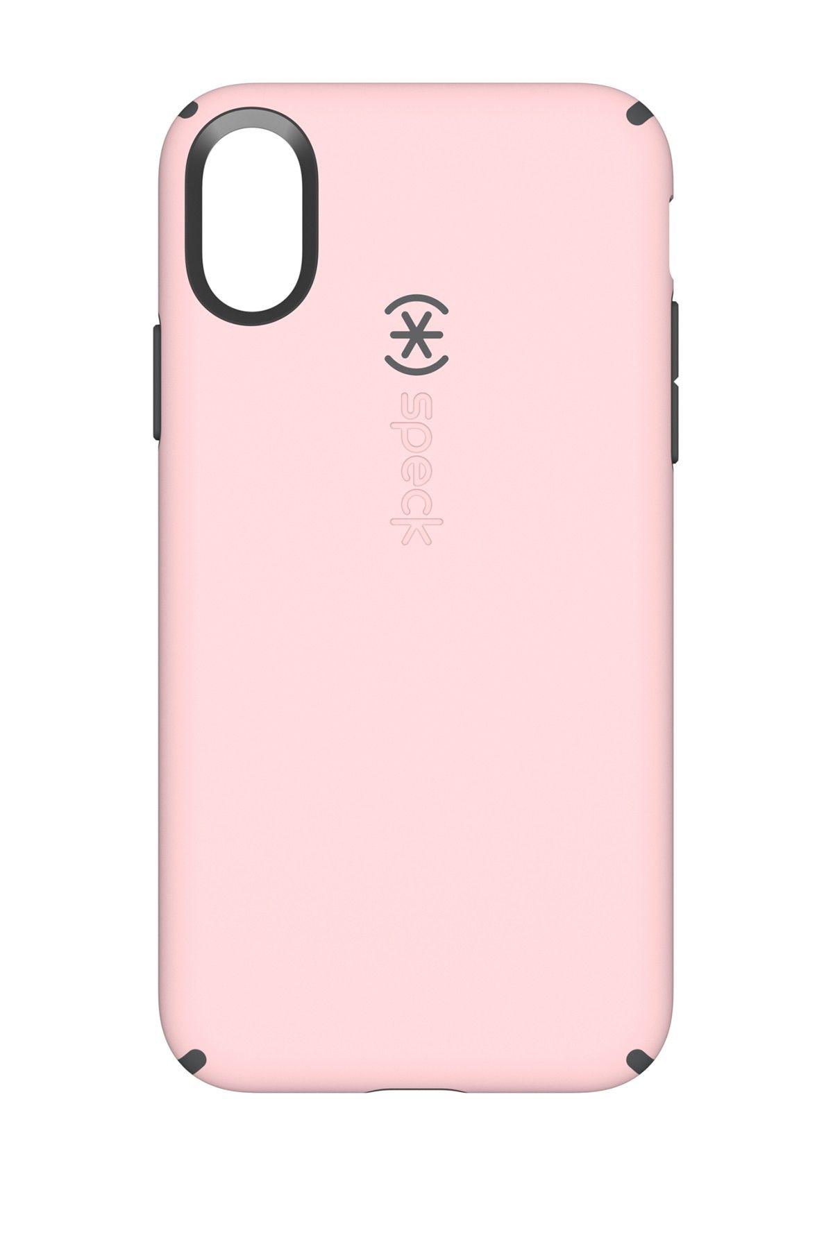 big sale b9de8 6bed9 Quartz PinkSlate Grey iPhone X Candyshell Case | Shop the look ...