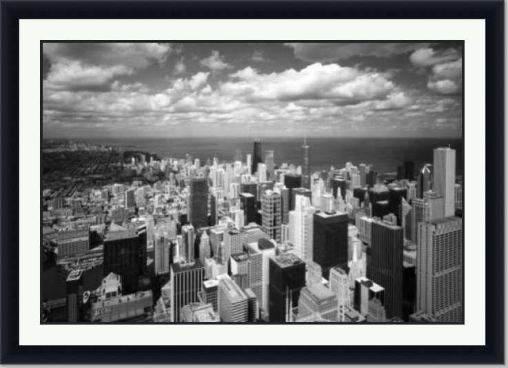 Chicago Themed Prints Artwork | Custom Framing | Online Store ...