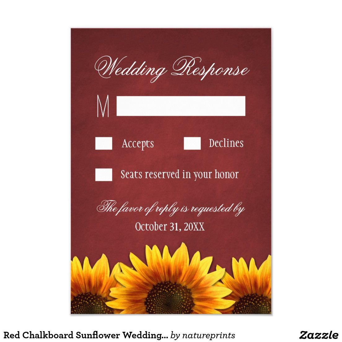 Nice Chalkboard Wedding Invites Images - Invitations and ...