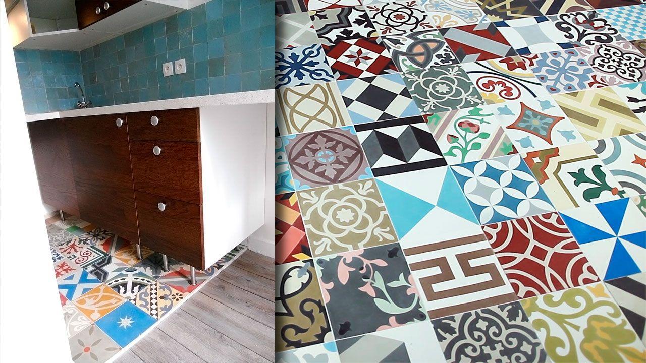 Salle De Bain Carrelee Tous Les Murs ~ carreau de ciment boutique lyon mosaic cuisine pinterest