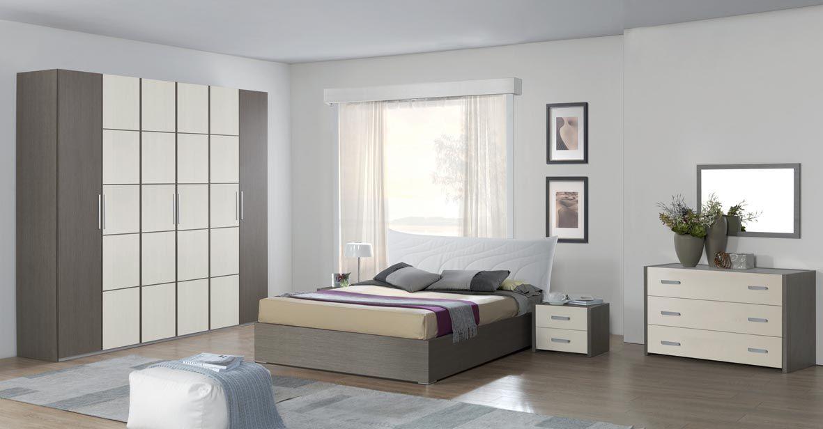 Camera da letto Sara - Mobilmax
