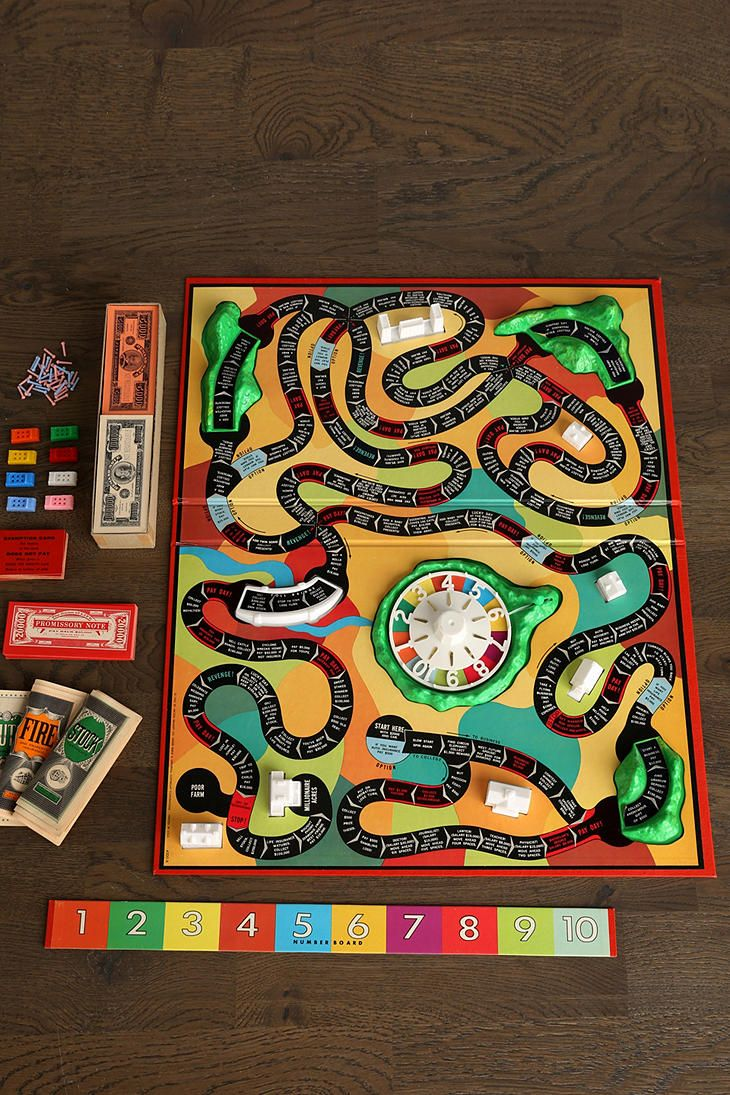 vintage the game of life board game online only yes pinterest