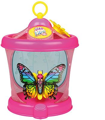 Little Live Pets Butterfly House Glamour Wing Moose