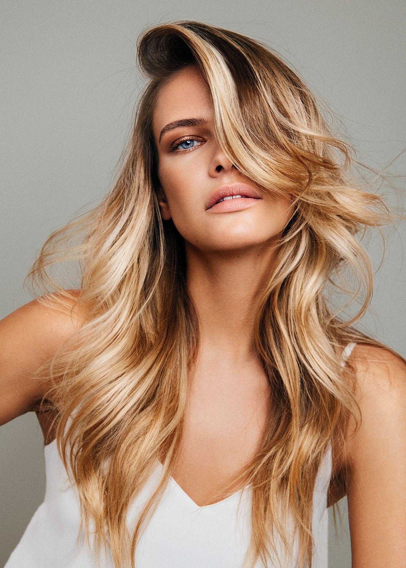 Regis Hair On Behance In 2020 Hair Dress Hairstyles Long Hair Styles