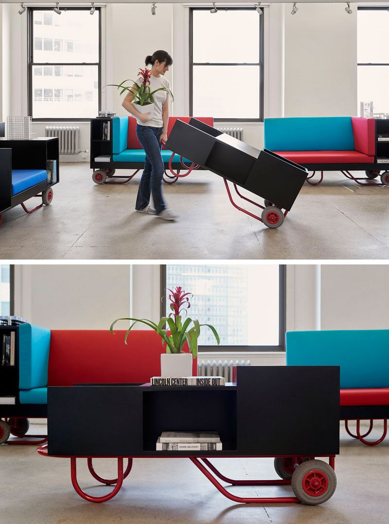 Easy To Move These Modern Furniture Pieces Can Be Rearranged And Brought Diffe Es With Each New Day The Moved Accommodate