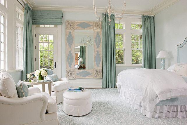 Slaapkamer Ideeen Turquoise : Slaapkamer ideeën interieur inrichting part