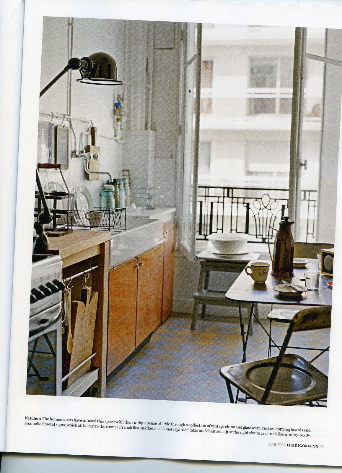 indigoalison: Parisian Lifestyle Envy. Industrial feel for ...