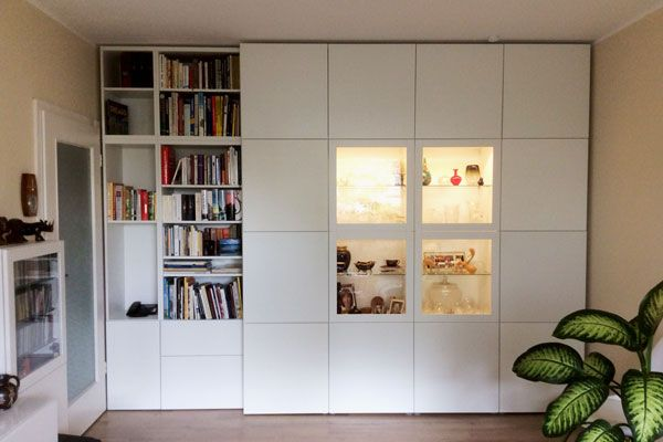 ikea hack besta und stuva zusammen kombiniert ikea pinterest wohnzimmer schrank und. Black Bedroom Furniture Sets. Home Design Ideas