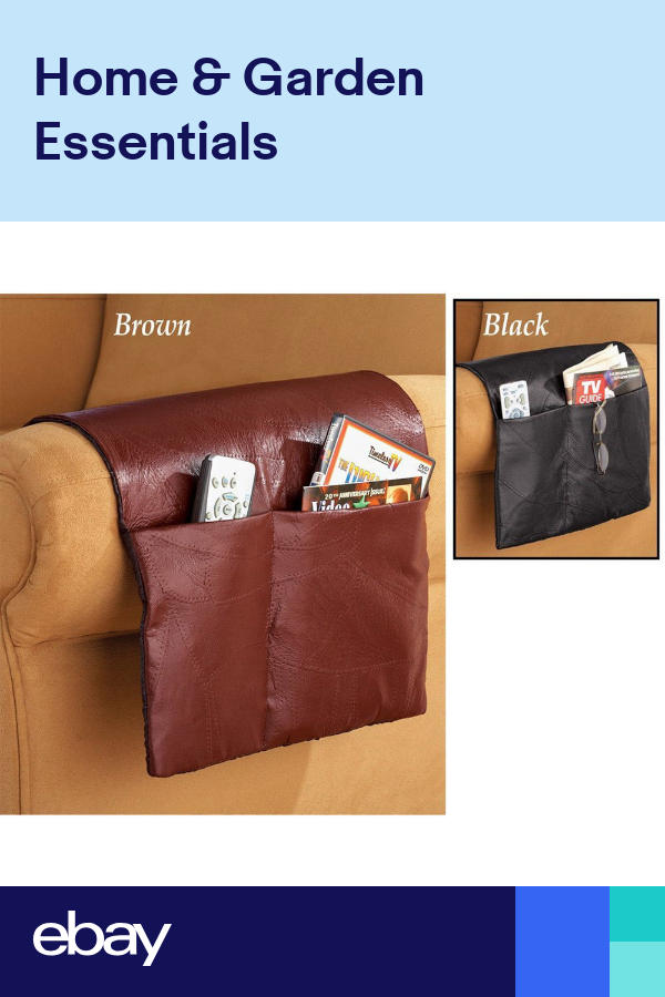 Armchair Pocket Cover Furniture Storage Saver Sofa Chairs ...