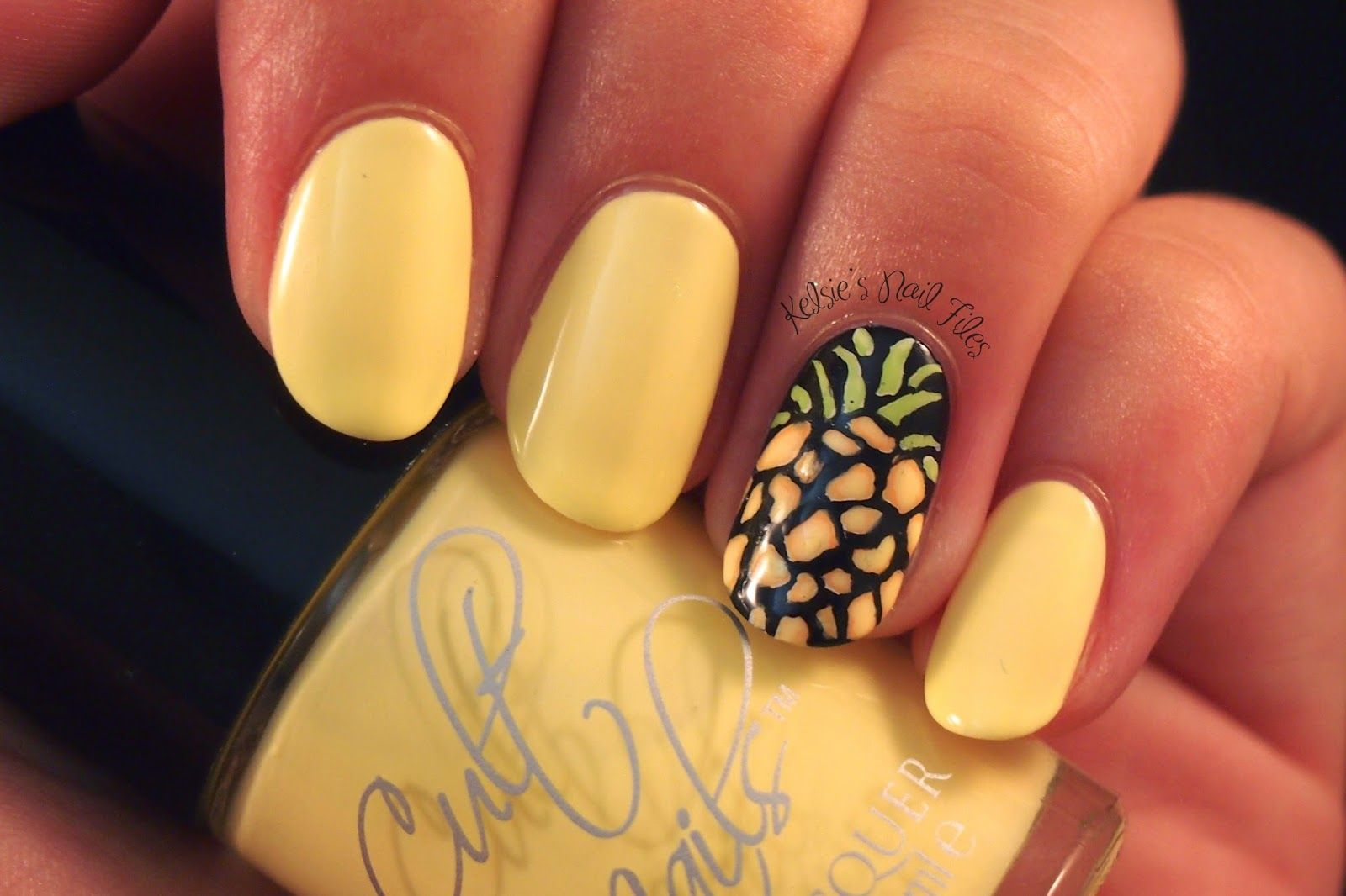 Kelsie\'s Nail Files: The Totally Doable, I have a life! Challenge ...