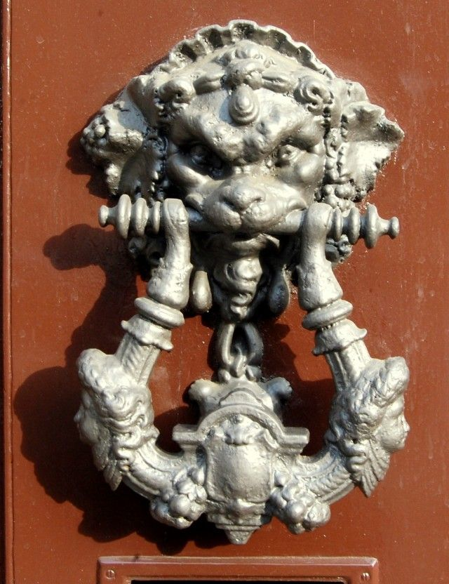 Door Knocker 4 from Florence, Italy