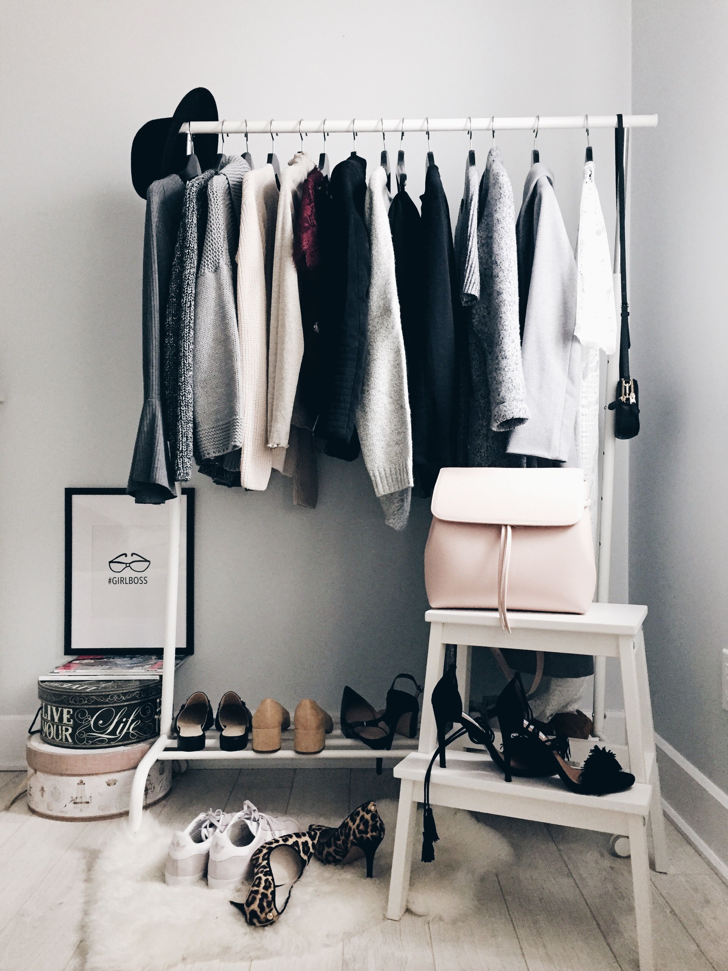 Minimal Closet X Girlboss Print By Petite U0026 Bold Shop