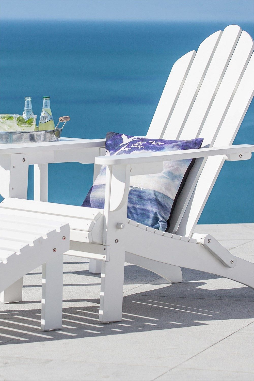 Garden & Outdoors - Adirondack Chair x 2 - EziBuy New Zealand   Blue ...