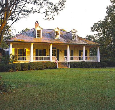 Bon Louisiana Home Designs