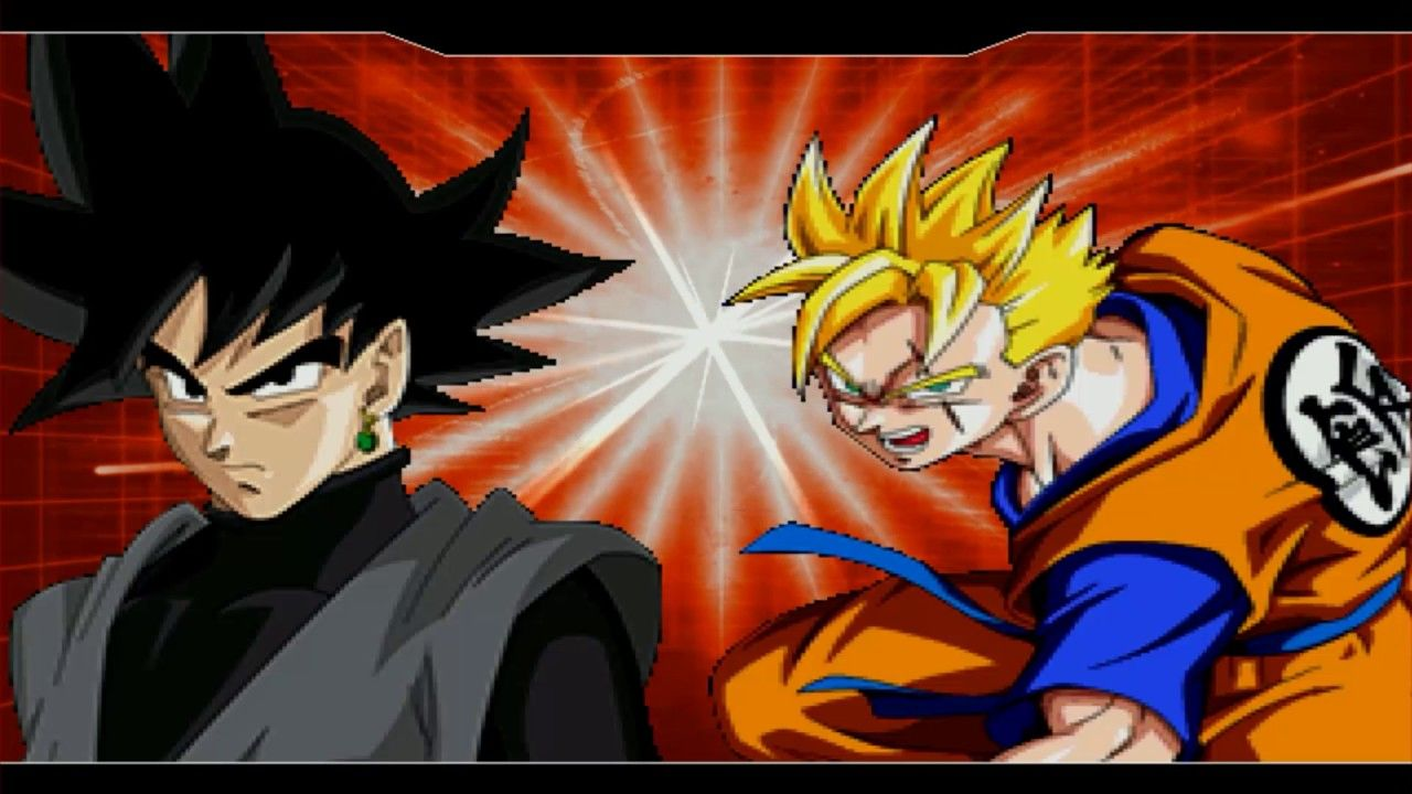 Dragon Ball Heroes Mugen En Espanol Black Goku Goku Black Goku Hero