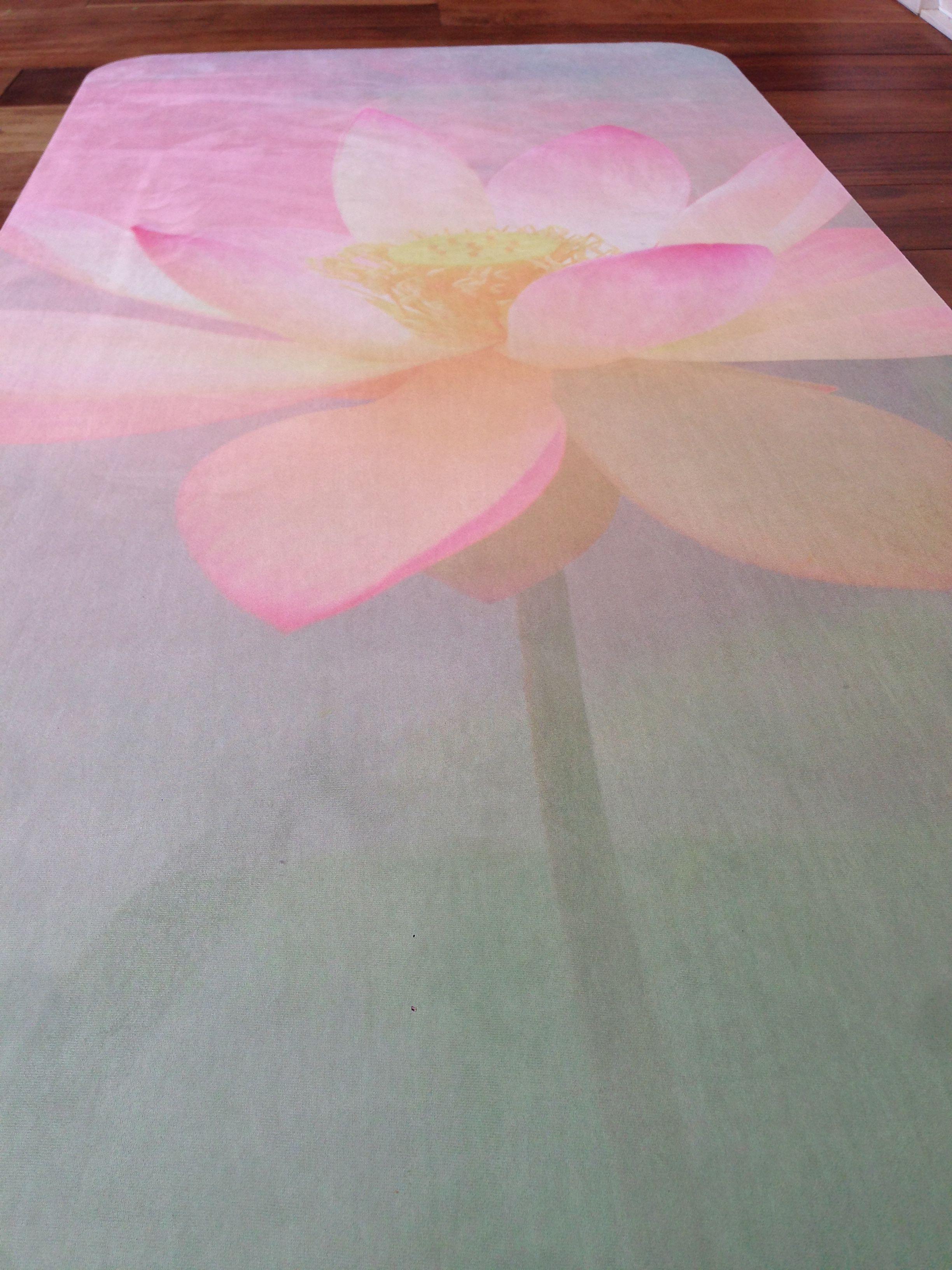 Premium Yogamatte Supreme Lotus, Eco Friendly: