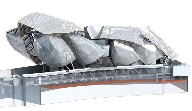 Fundación Louis Vuitton del arquitecto Frank Gehry | Arquitectura