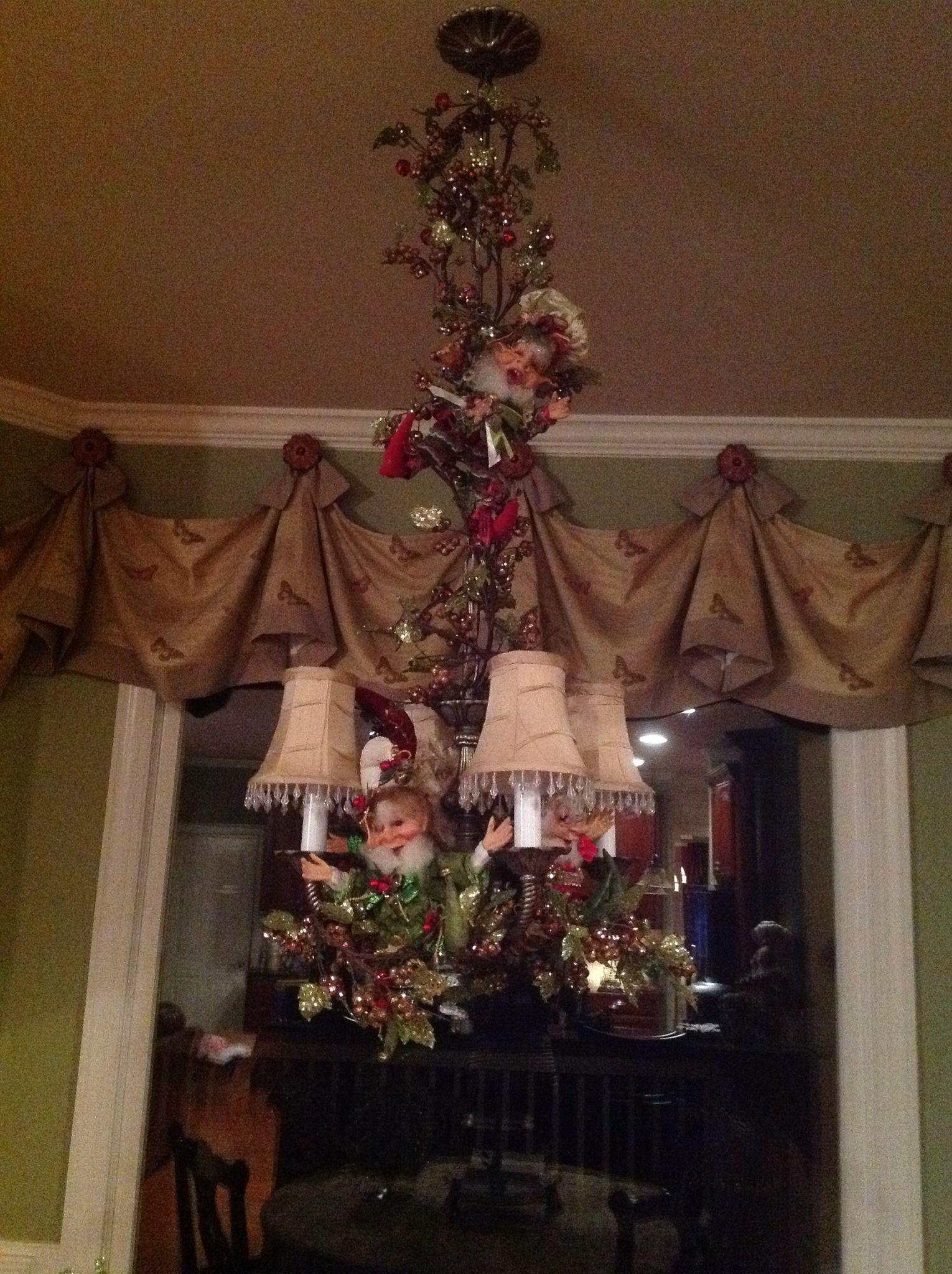 Mark Roberts Elves Whimsical Christmas Decor