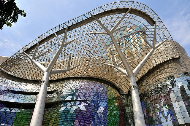 Organic Architecture Of Singapore