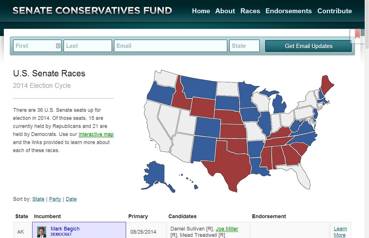 U.S. Senate Races | politican | Pinterest | Senate races