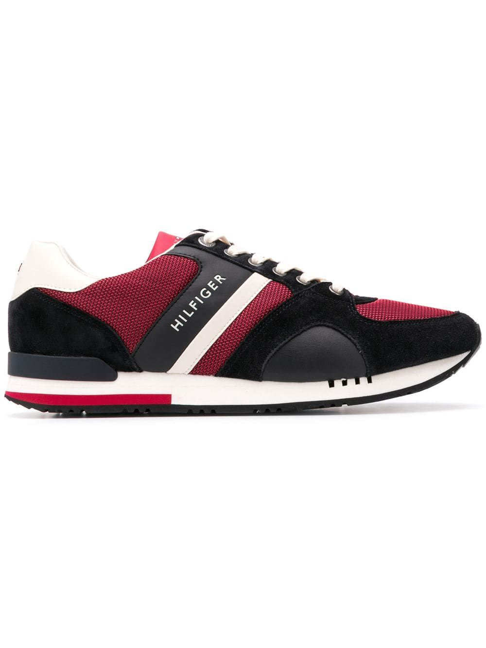 6b748d7925e32 TOMMY HILFIGER TOMMY HILFIGER RUNNER SNEAKERS - RED.  tommyhilfiger  shoes