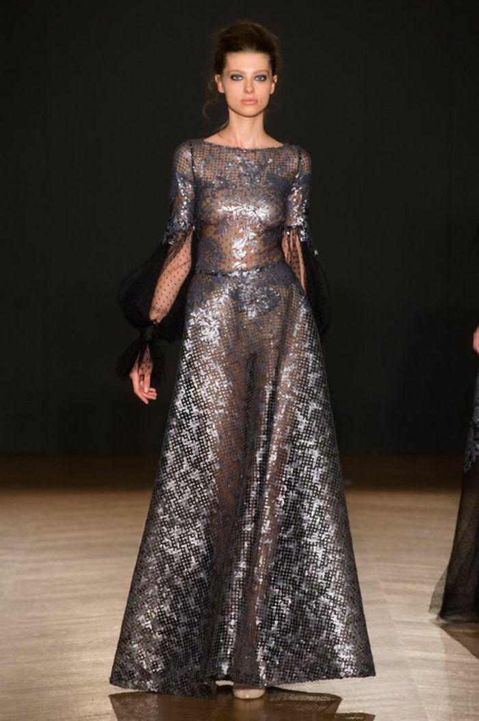 Model des robes soiree 2018