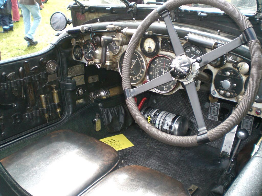 Image result for 1934 bentley right hand drive pedals