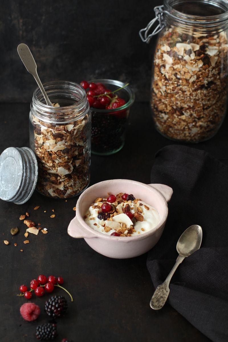 granola rezept fr hst ck granola selber machen. Black Bedroom Furniture Sets. Home Design Ideas