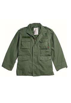 ultra force olive drab vintage m 65 field jacket buy now on uninsulated camo overalls for men id=37690