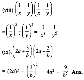 RS Aggarwal Class 8 Solutions Chapter 6 Operations on