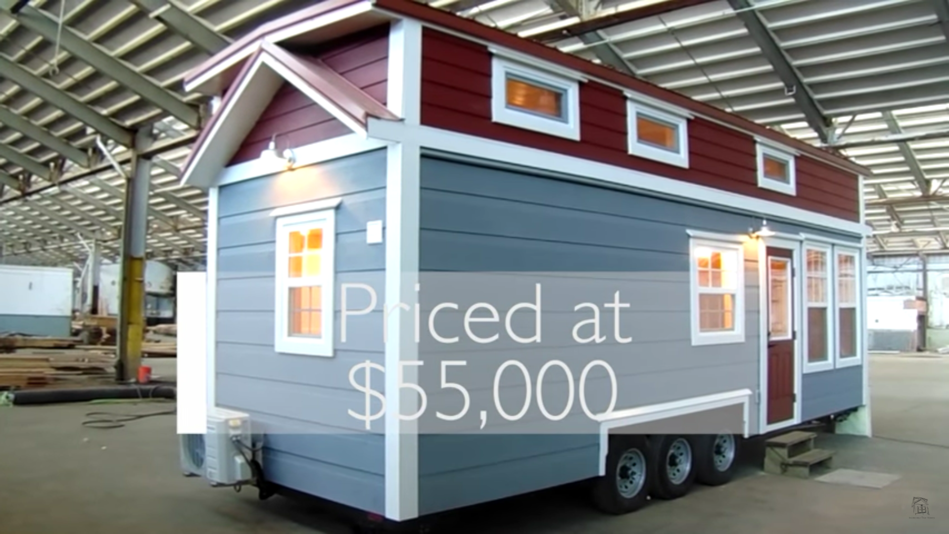 This Is The French Quarter Thow By Incredible Tiny Homes