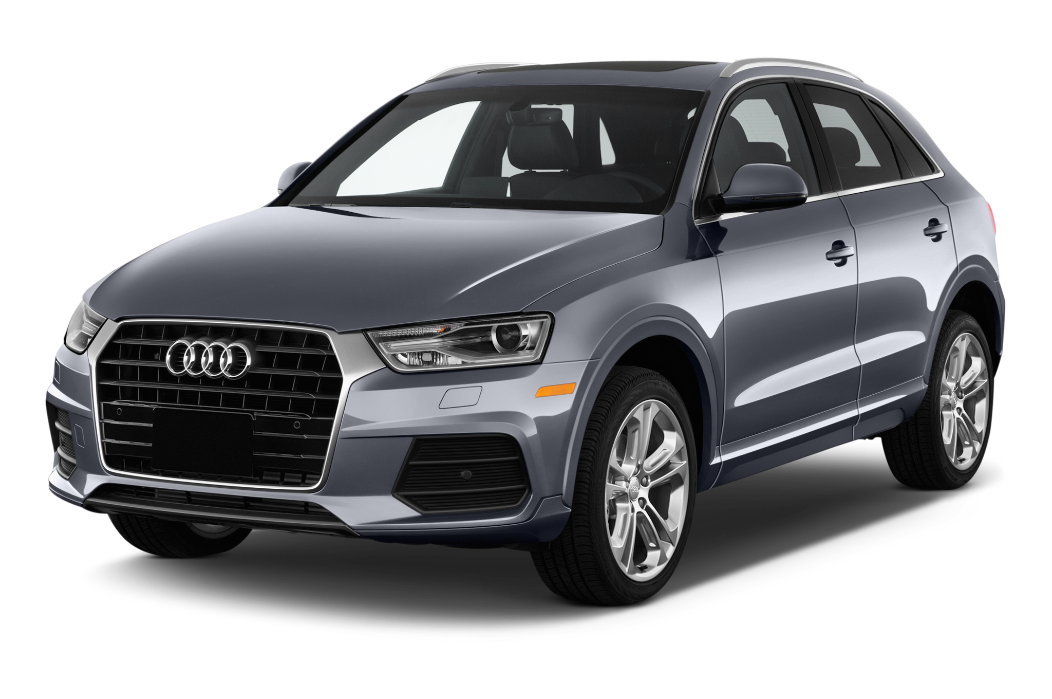 The Audi Q Is The Smallest SUV Httpswwwenginefitterscouk - Audi all series