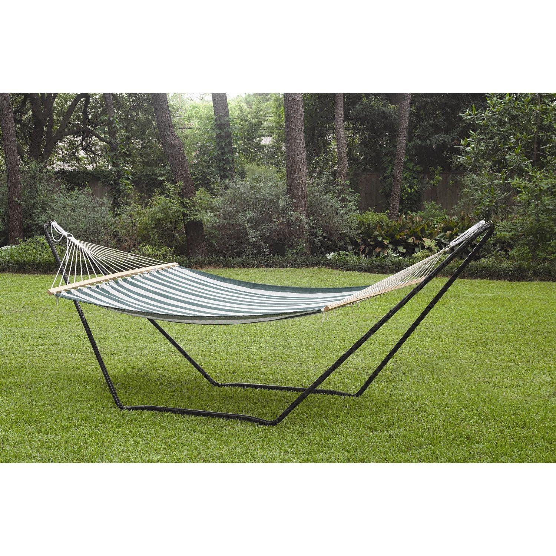 Texsport tubular steel hammock stand home stuff pinterest