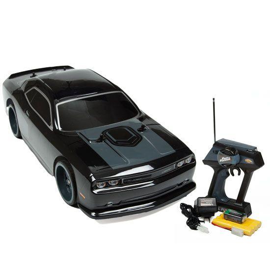 Fast Furious Dodge Challenger Srt8 1 12 Rtr Electric Rc Car