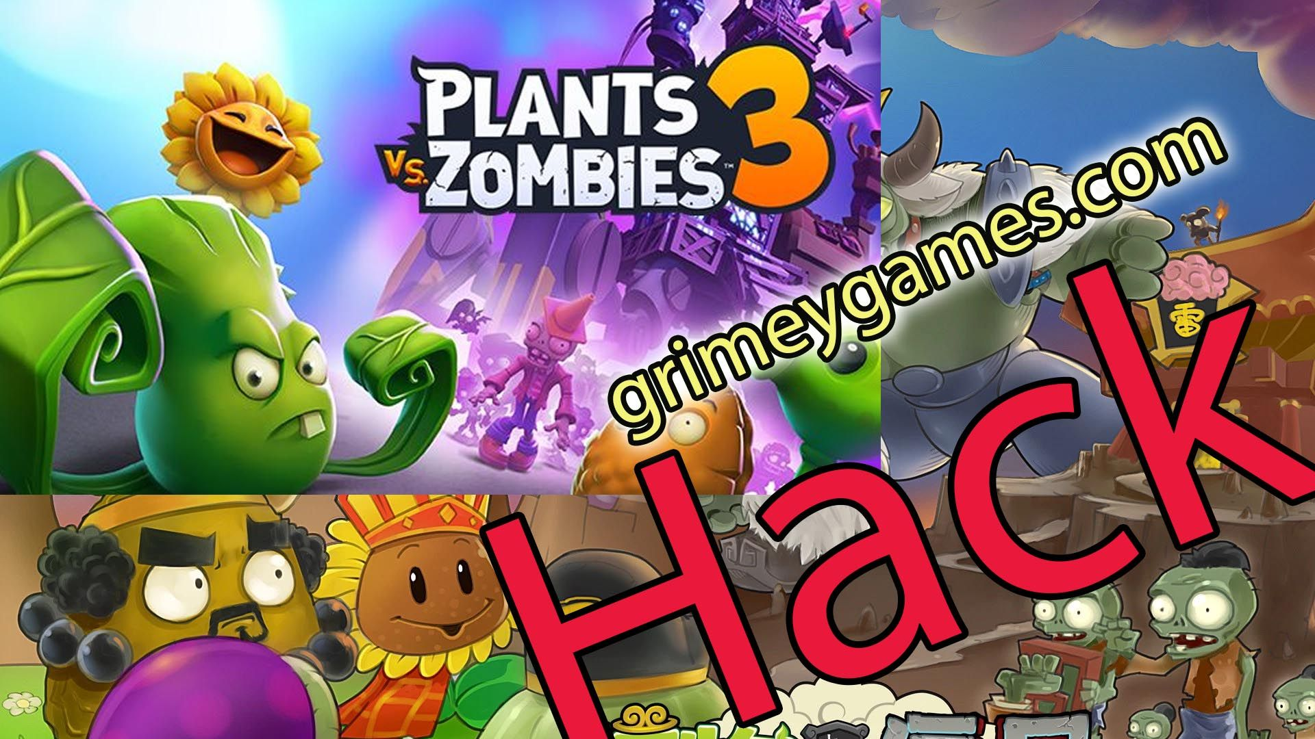 Plants Vs Zombies 2 Hacks To Hack Free Coins And Gems Easy To Use