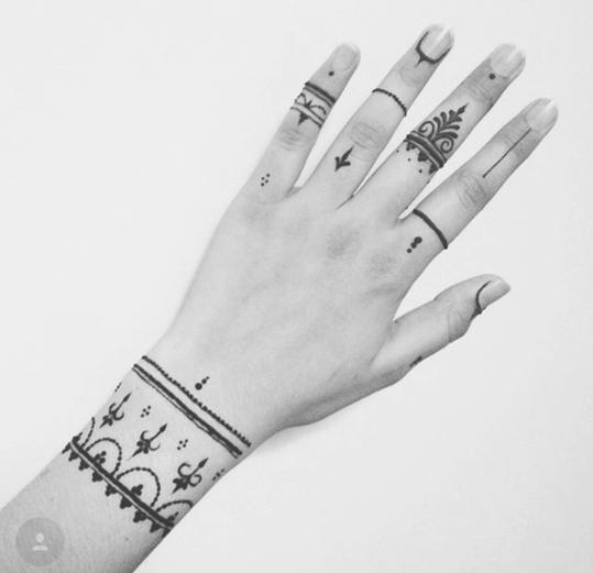 Pin By Moon Love On Hennatattoos Hand Tattoos Pen Tattoo Sharpie Tattoos