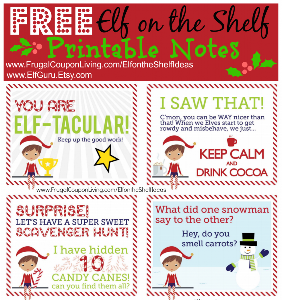 The Elf on The Shelf Ideas | Elves, Shelves and Note