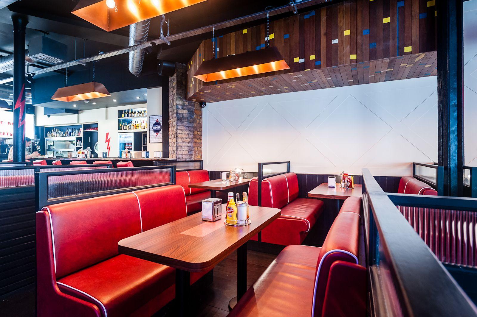 Next Stop Pinterest Diner City Diner Retro Diner