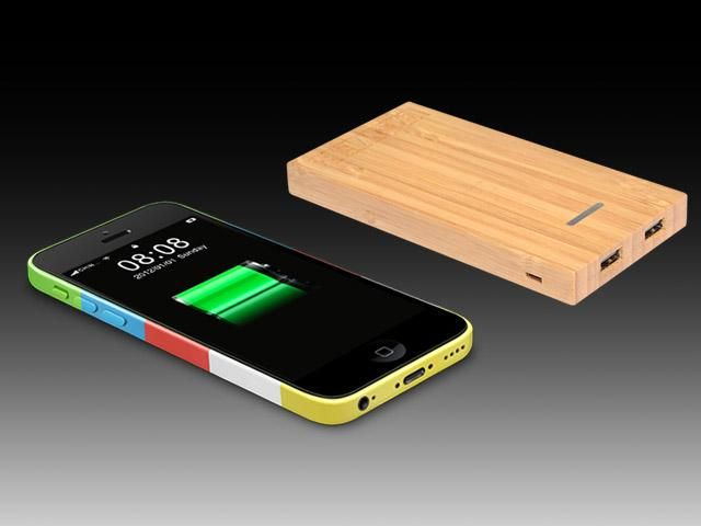 Co Friendly 9000mah Bamboo Power Bank Buyerparty Inc With Images Powerbank Bamboo Power