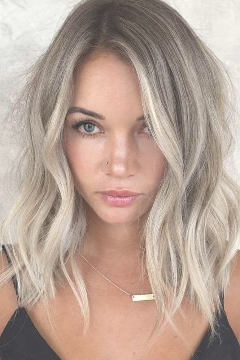 Cool Ash Blonde #blondehair ★ Ash blonde hair color is designed for ladies who want to rock the latest trends. Dive in our inspo-gallery to discover how different it can be: natural balayage ideas, icy highlights for medium brown hair, platinum hair ideas, and grey colors with lowlights are here! ★ #glaminati #lifestyle #hairstyles #haircolor #haircolorideas #lightashblonde Cool Ash Blonde #blondehair ★ Ash blonde hair color is designed for ladies who want to rock the latest trends. Dive i #naturalashblonde
