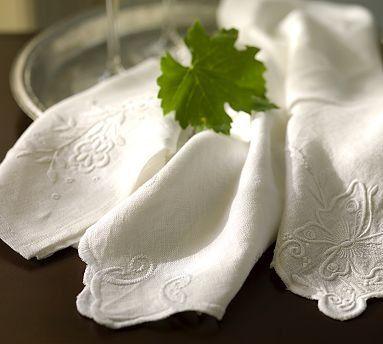 beautiful napkins