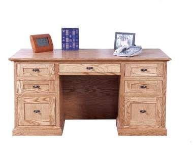Loon Peak Lafrance Executive Desk Loon Peak