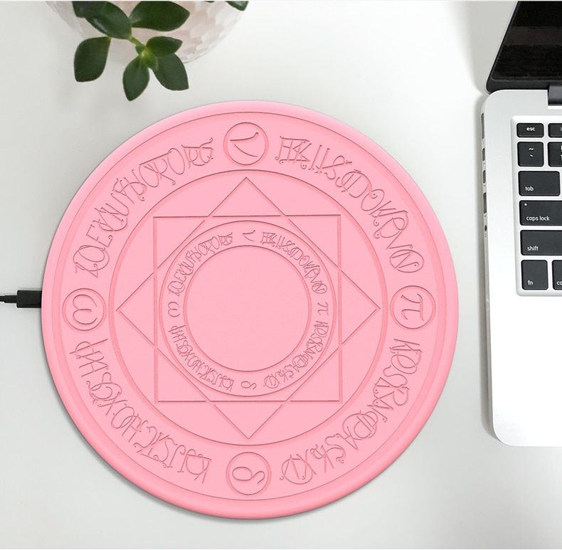Array of Sakura Wireless Charger
