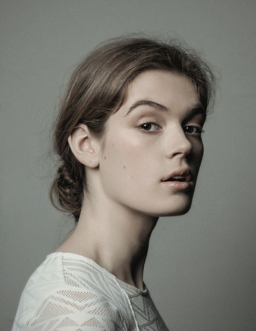 Maarten Schroder Portrait Photography Women Portrait Face Photography