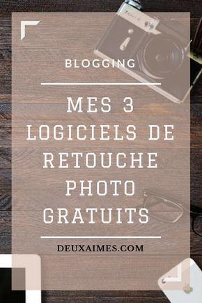 MES 3 LOGICIELS DE RETOUCHE PHOTO GRATUITS - L\u0027ENVERS DU DÉCOR #6
