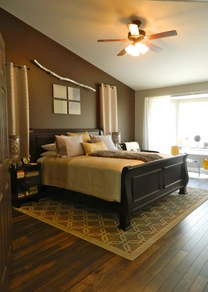 15 Master Bedrooms With Hardwood Flooring With Images Modern