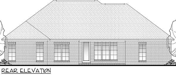 Efficient 4 Bedroom House Plan - 11788HZ   Ranch, Traditional, Metric, Photo Gallery, 1st Floor Master Suite, Butler Walk-in Pantry, CAD Available, PDF, Split Bedrooms   Architectural Designs