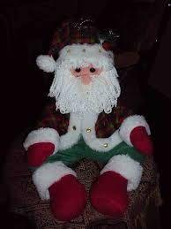 Resultado De Imagen Para Moldes De Munecos Navidenos Papa Noel - Manualidades-navideas-papa-noel
