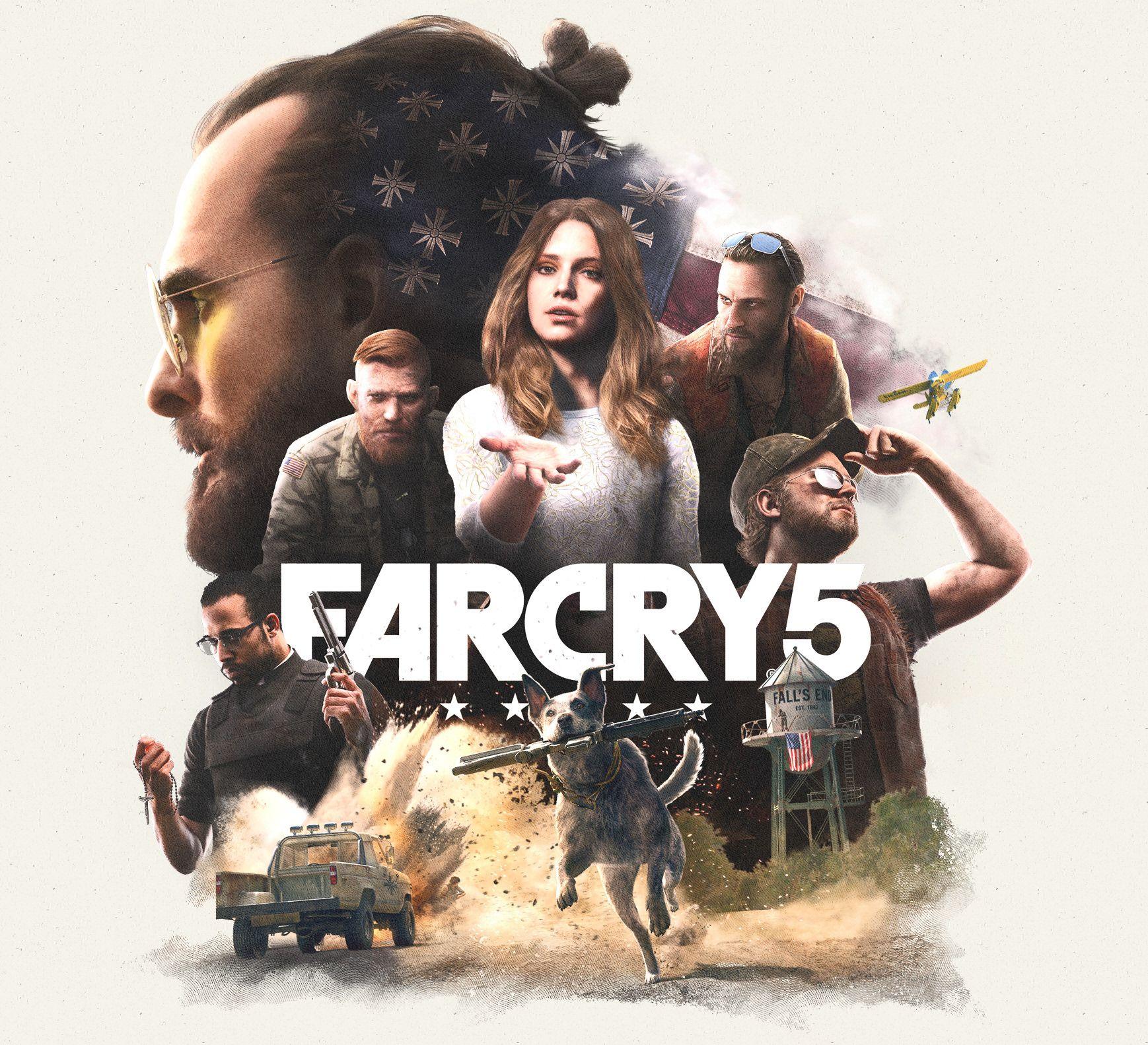 Far Cry 5 | Art Direction #artdirection