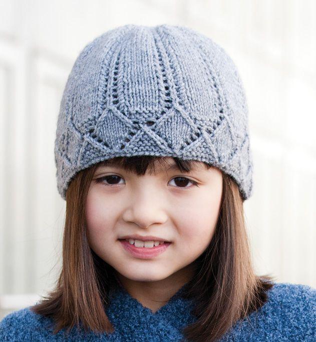 Mod le bonnet losanges enfant mod les tricot accessoires phildar tricot pinterest - Point fantaisie tricot phildar ...